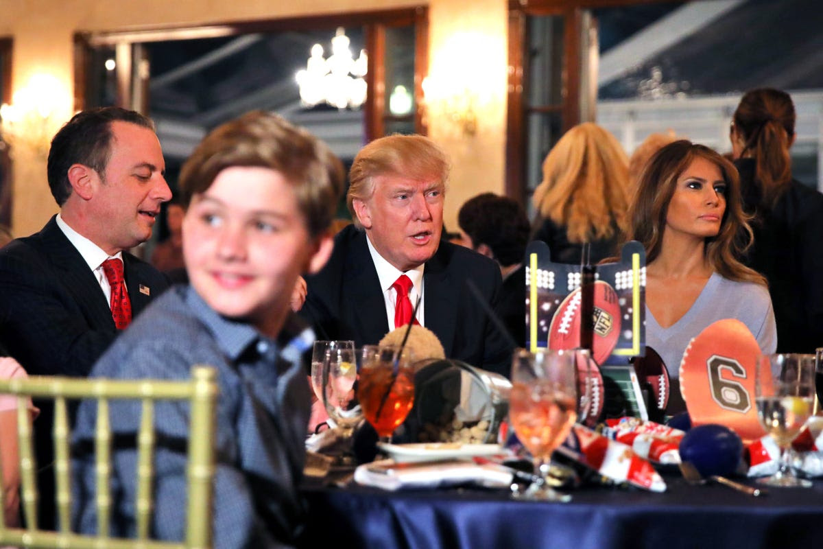 """While Trump refused to tell pool reporters who he was rooting for, he told O'Reilly how much he liked the Patriots. """"I like [Patriots owner] Bob Kraft, I like coach [Bill] Belichick,"""" Trump said. """"Tom Brady is my friend."""""""