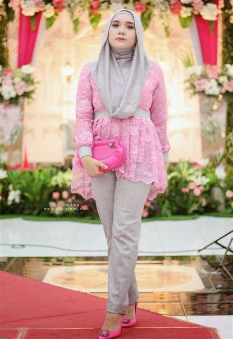 model kebaya muslim ideas  pinterest kebaya