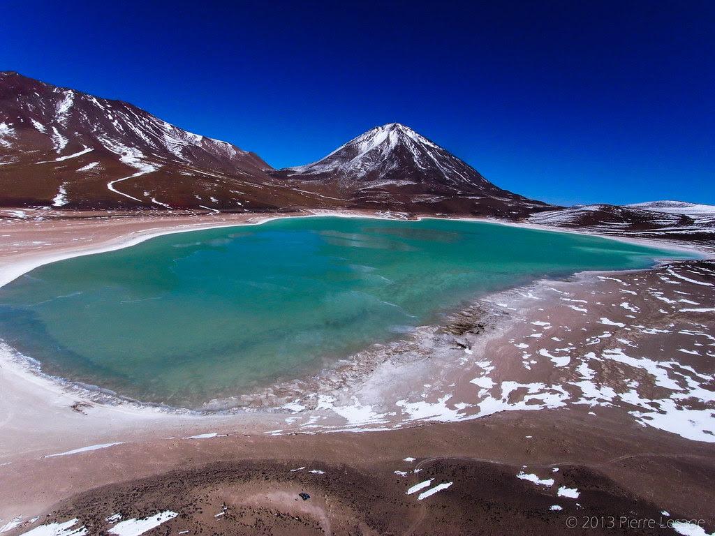 Kap Over Laguna Verde Bolivia Laguna Verde Licancabur