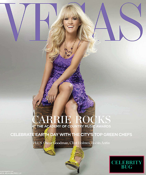 Vegas - April/May 2012, Carrie Underwood