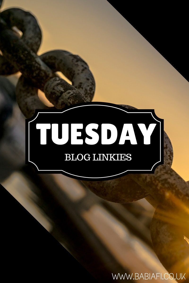 Tuesday Blog Linkies