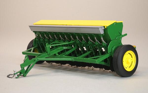 JDM-282 - Spec-cast John Deere Grain Drill