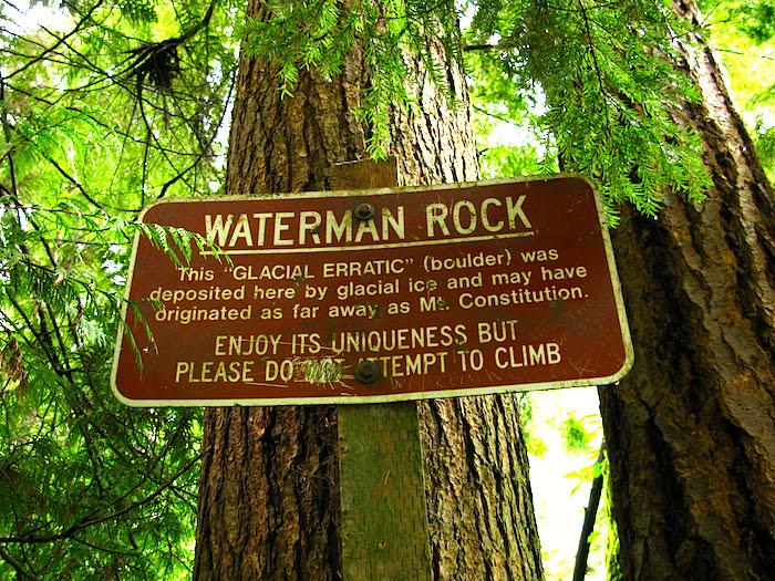 waterman rock
