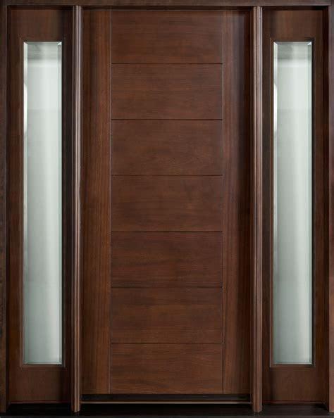 enchanting simple stylish entry doors doors design