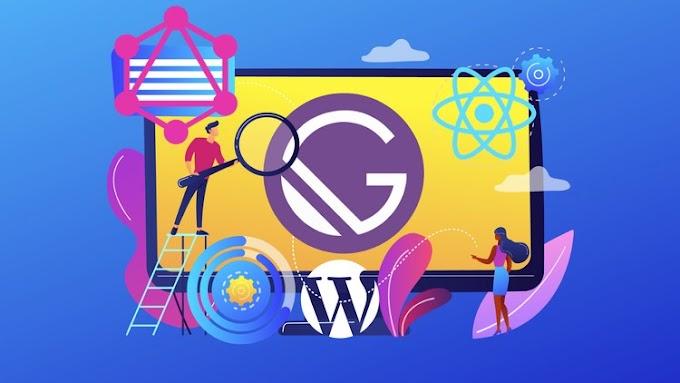 [100% Off UDEMY Coupon] - Gatsby JS: Build PWA Blog With GraphQL And React + WordPress