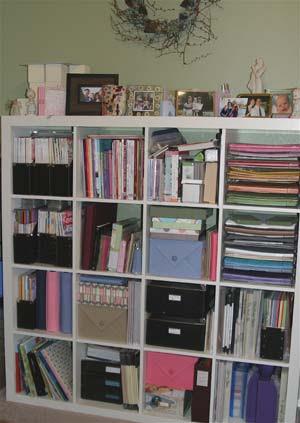 Scrapbook Organization Magazines Paper Albums Scrapbooking