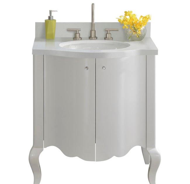 "BEST HOUZZ Fairmont Designs Belle Fleur 32"" Single Vanity ..."