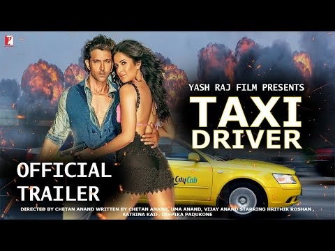 Taxi Driver | Official Concept Trailer | Hrithik Roshan | Deepika Padukone | Katrina Kaif |
