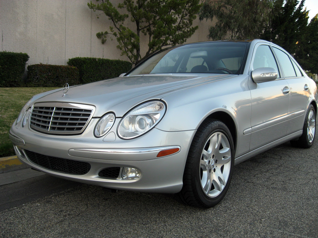 2003 Mercedes E500 Sedan - SOLD [2003 Mercedes E500 Sedan ...