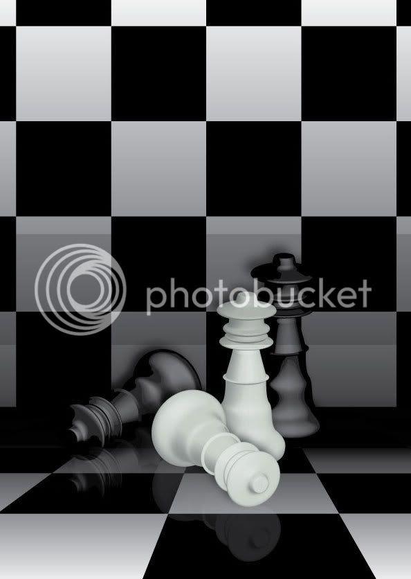 3D Chess Illo