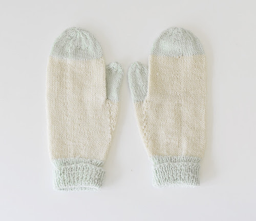 Flat Mittens Two