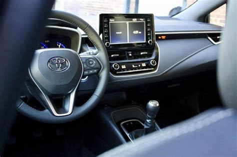 toyota corolla hatchbacks manual gearbox