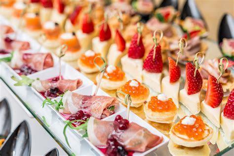 Top Summer Wedding Food Trends   Wedding Menu Ideas