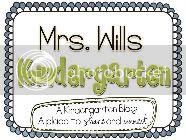 Mrs. Wills Kindergarten
