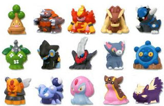Bandai Pokemon Kids DP4