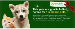 Iams Home 4 the Holidays Blog Hop: Join to help feed animals in need