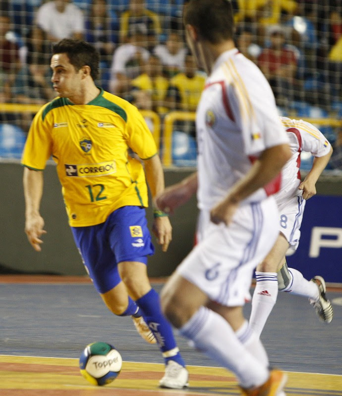 Falcão Brasil Romênia 2009 (Foto: Cristiano Borges/CBFS)