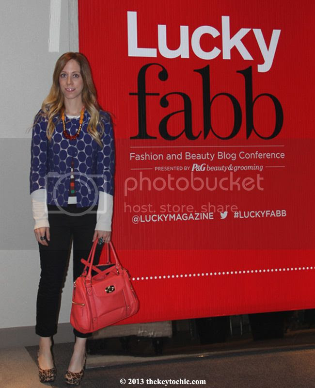 Lucky FABB West April 2013 street style, Lucky FABB outfit