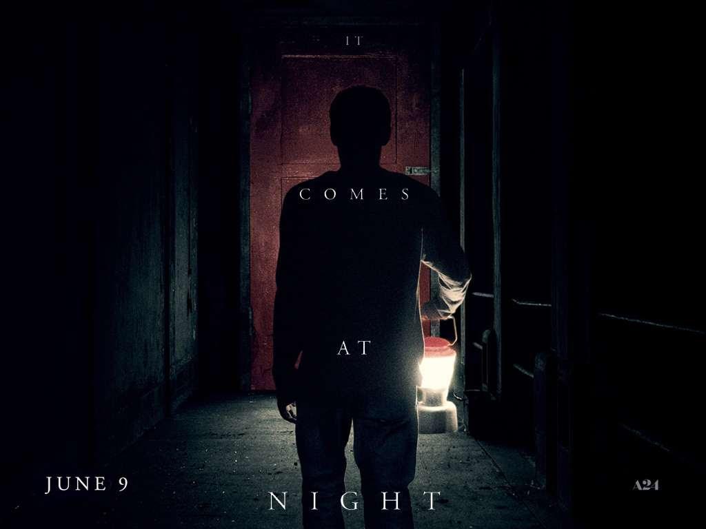 Έρχεται τη νύχτα (It Comes at Night) Quad Poster Πόστερ