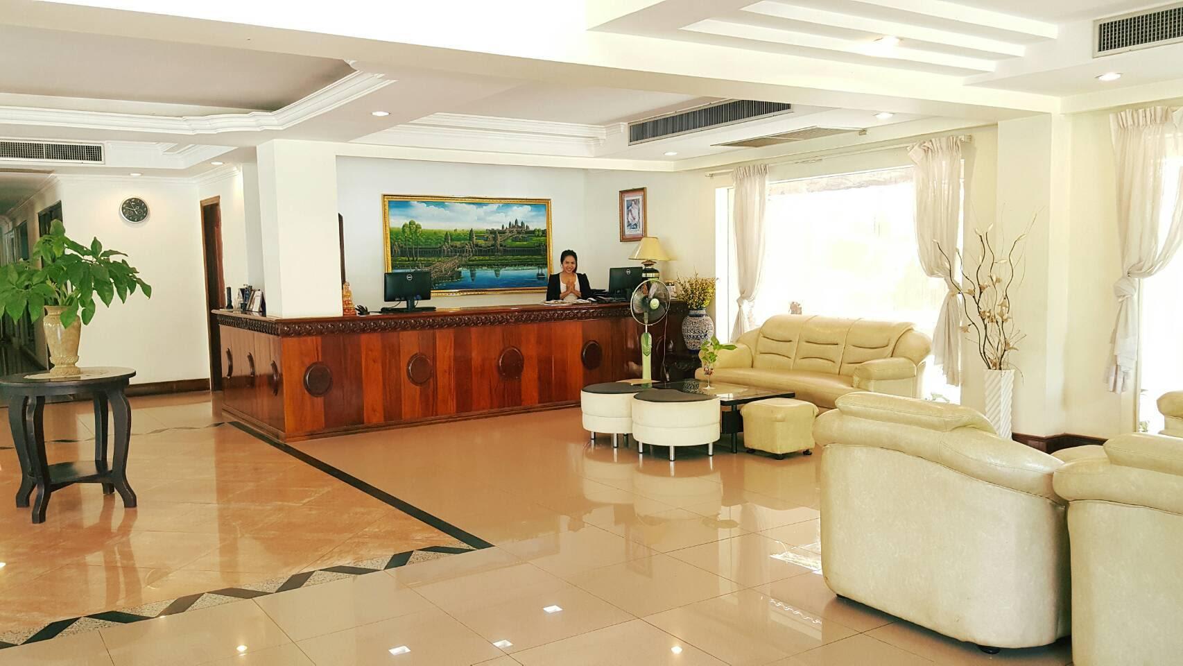Review Angkor Vireak Chey Hotel