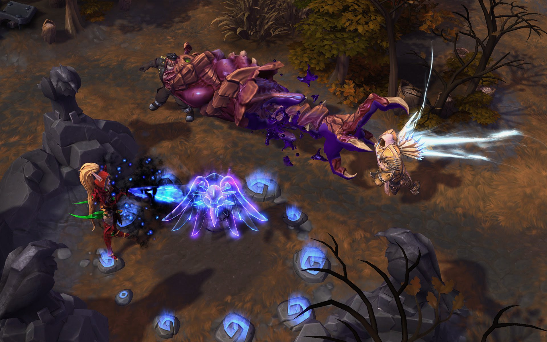 Stukov isn't on my list of wanted characters, but his outing in Heroes of the Storm is interesting screenshot