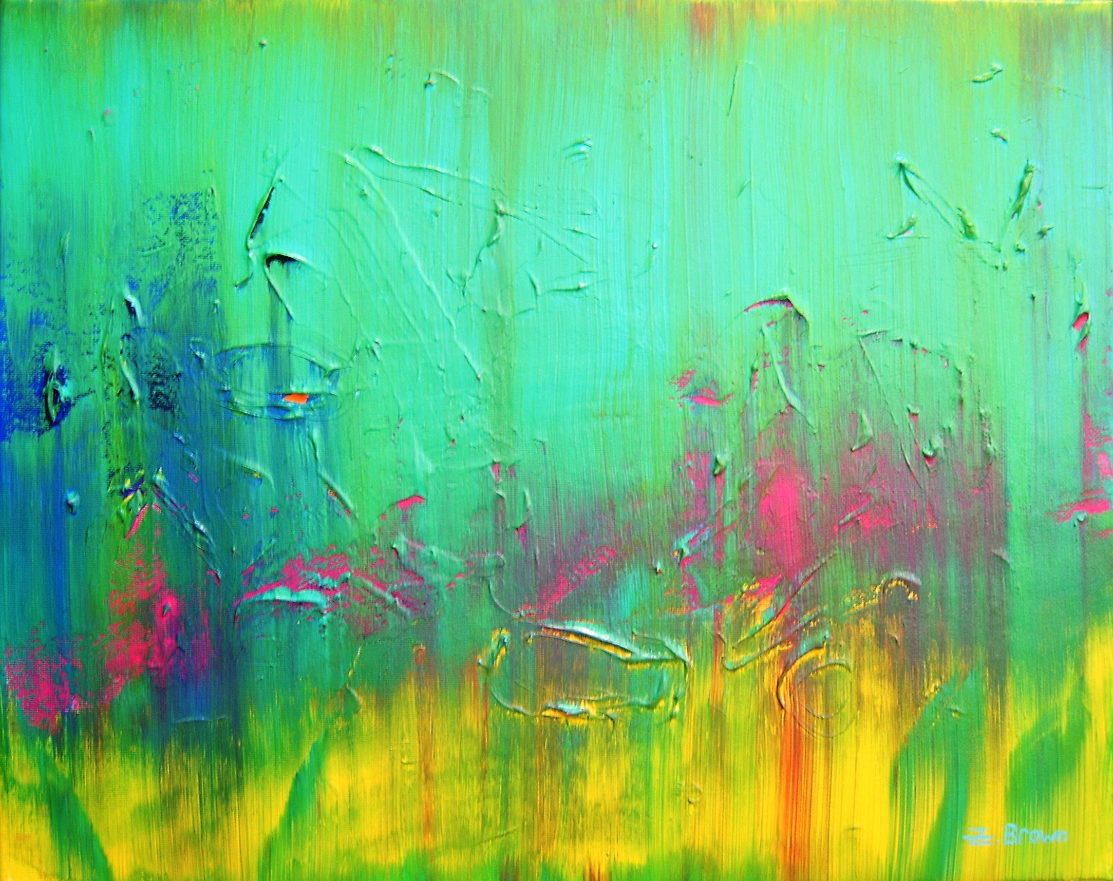 Easy Abstract Art Paintings