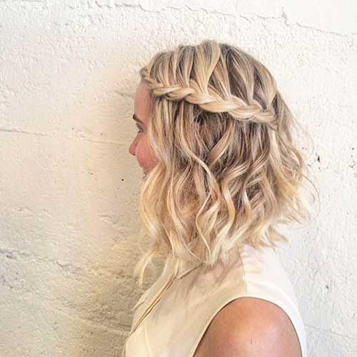 15 Cute Hairstyles  for Short Hair  Short Hairstyles  2019