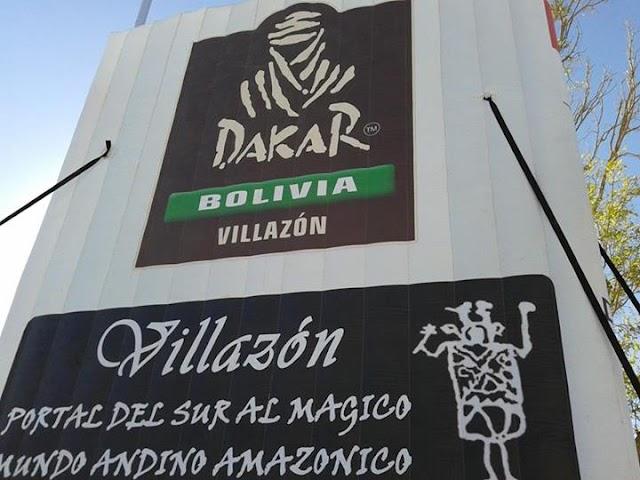 Villazón, entre la emoción y la preocupación por el Dakar