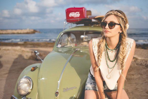 girl-car