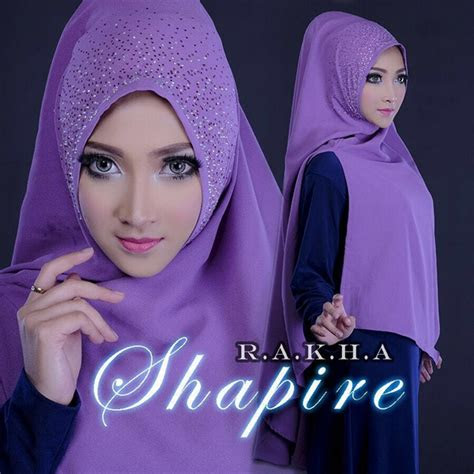 jilbab syari khimar shapire model jilbab terbaru