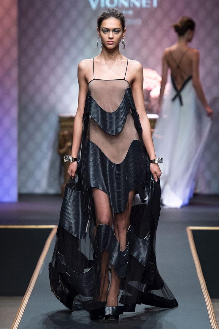 Vionnet Demi Couture SS 2013, Paris