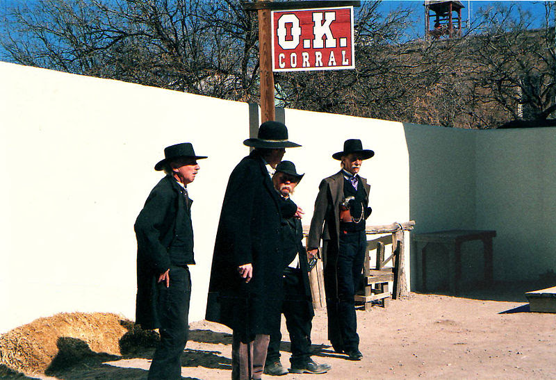 File:Gunfight at the OK Corral.jpg