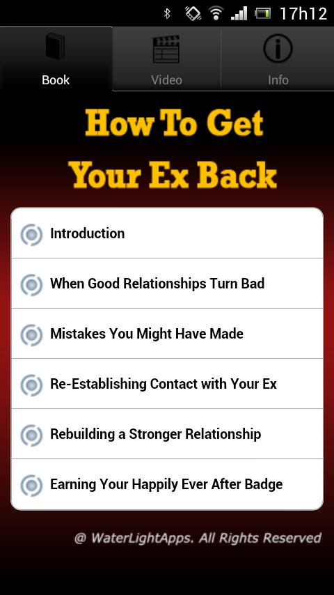 How To Get My Lover Back In Love With My Ex Quotes