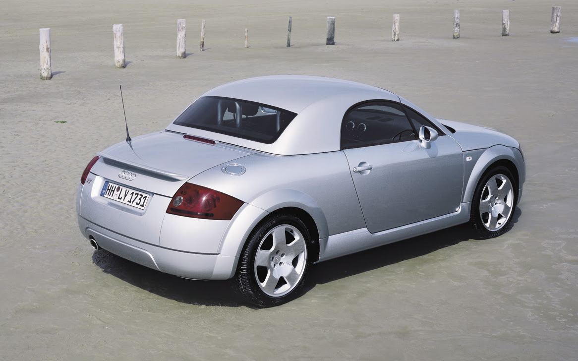 2001 Audi Tt Hardtop