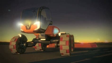 Valtra ANTS concept   YouTube