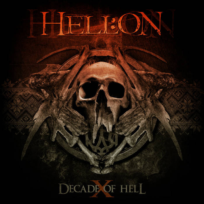 Decade of Hell (compilation 2015) cover art