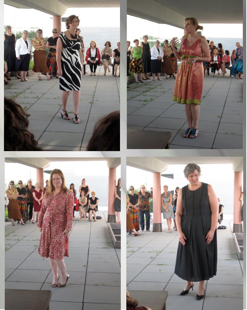 Fashion Show Collage
