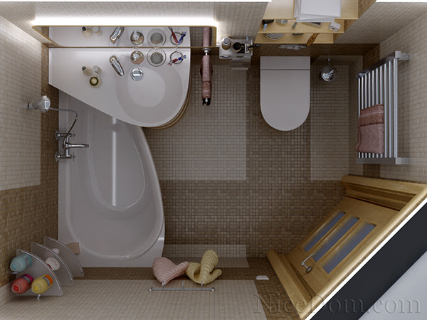 25 Impressive Small Bathroom Ideas - Page 2 of 4