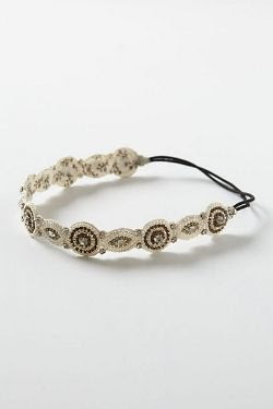 Anthropologie Mayura Headband