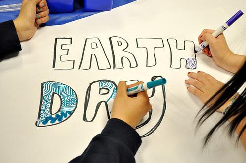 Earth Day Design Jam. Apr 22 2011