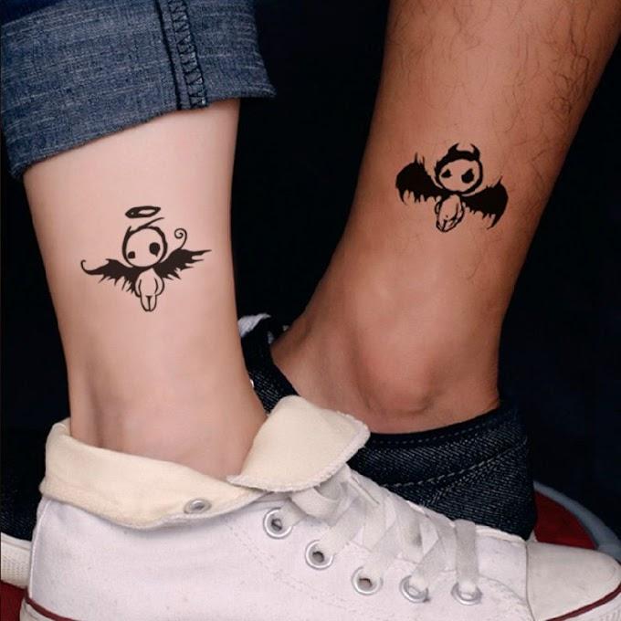 Small Tattoo Designs In Legs