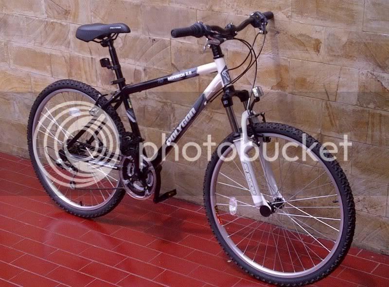 Sepeda Gunung: Harga Sepeda Polygon Monarch 2.0