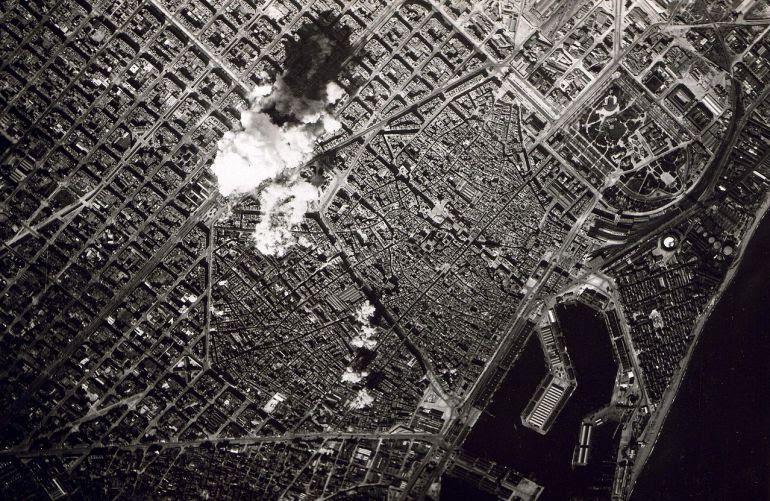 Bombardejos de l'aviació italiana durant el 1938
