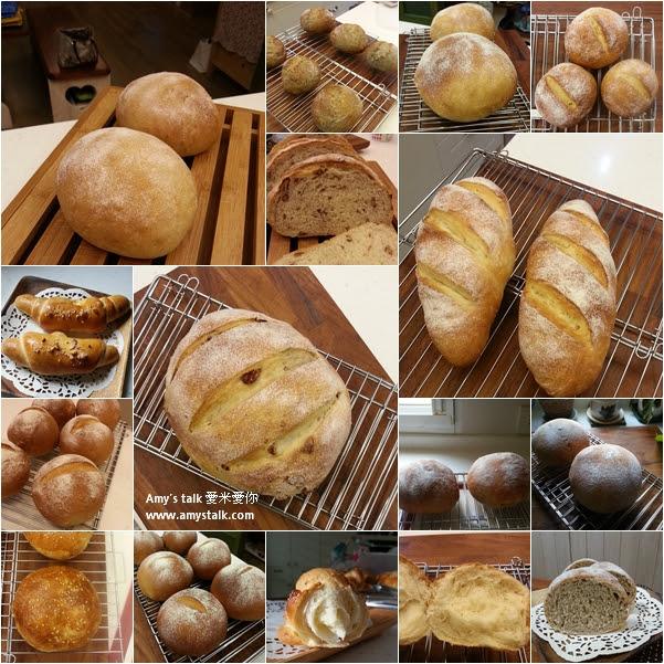 比免揉麵包更簡單