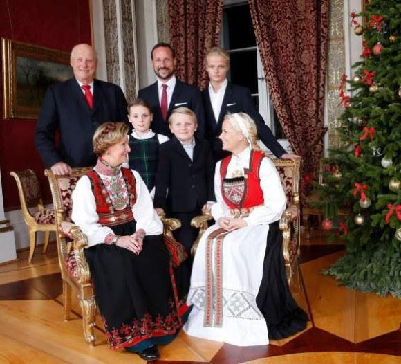 Familia Real Noruega1