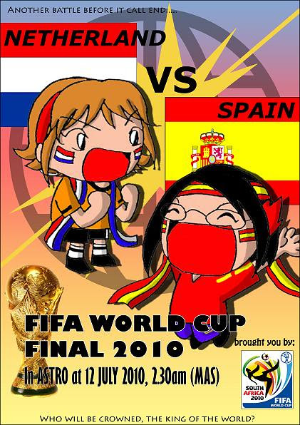 FIFA World Cup 2010 Final