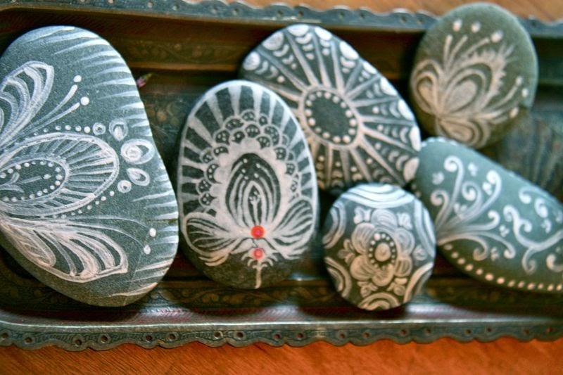 Create Your Own Myth Diy Painted Rocks
