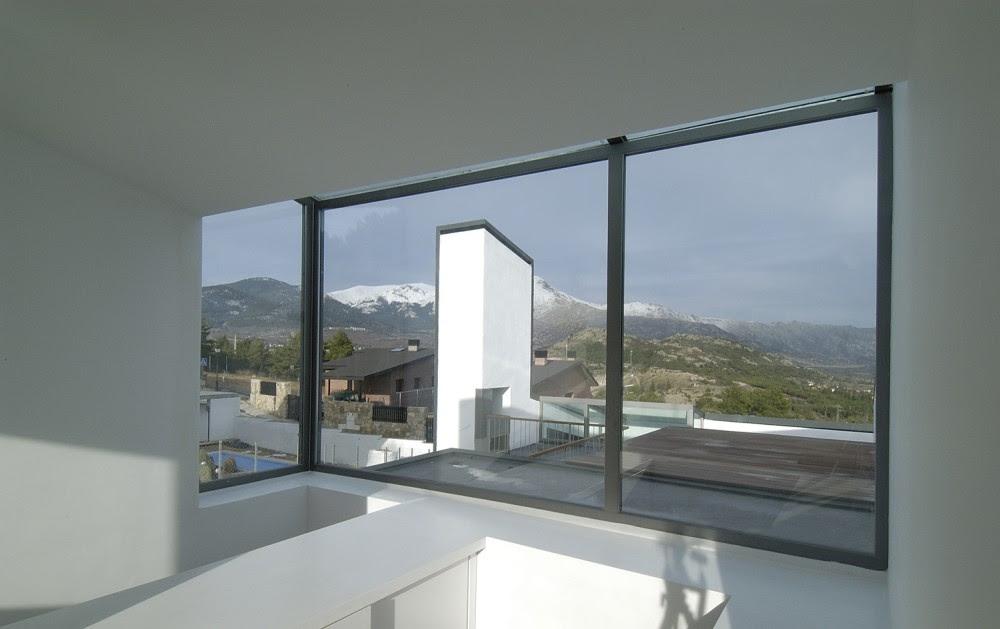 Casa en la Sierra de Collado Mediano - Padilla Nicás Arquitectos