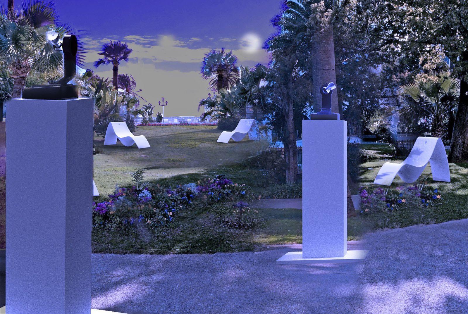 Jardins Du Palais Massena Nice Tourism