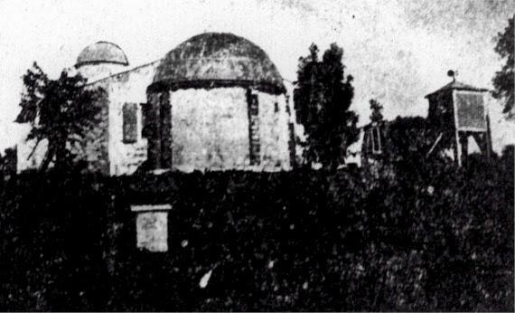 Στο λόφο Κογεβίνα το Αστεροσκοπείο της Κέρκυρας από τον Φελίξ Λαμέχ